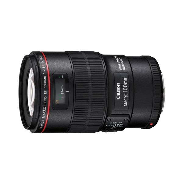 Objetiva Canon EF 100mm f/2.8L Macro IS USM