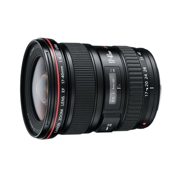 Objetiva Canon EF 17-40mm f/4.0L USM