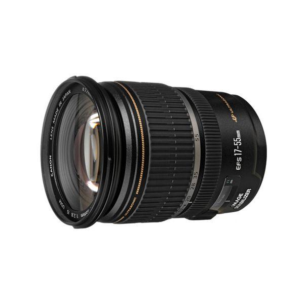 Objetiva Canon EF-S 17-55mm F/2,8 IS USM