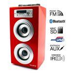 Biwond Joybox Bluetooth Red