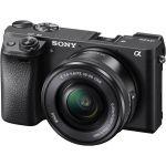 Sony Alpha 6300 Black + 16-50mm f/3.5-5.6 OSS - ILCE-6300LB