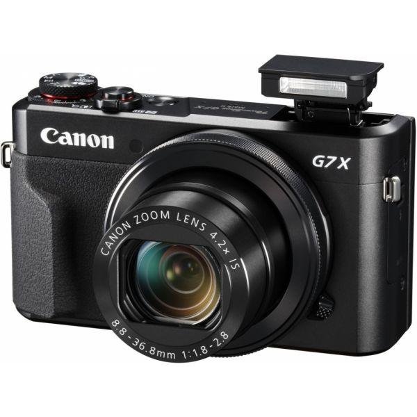 Canon PowerShot G7 X Mark II Black