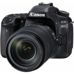 Canon EOS 80D + 18-135mm f/3.5-5.6 EF-S IS USM Black