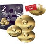 Zildjian PLZ4PK Planet Z Cymbal Set