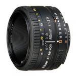 Objetiva Nikon 50mm f/1.8 D AF