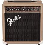 Fender Amplificador Acústico Acoustasonic 15