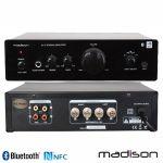 Madison Amplificador Stereo Hifi 2X50W Nfc/bt - MAD1000