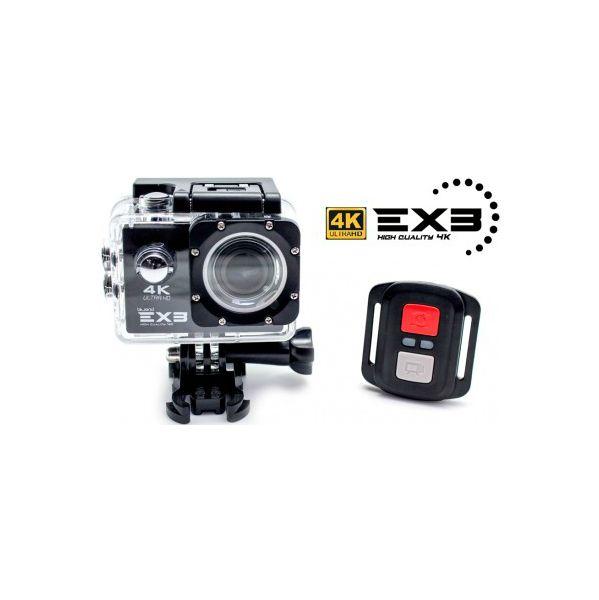 Biwond Camera EX3 4K Ultra WiFi com Remote
