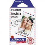 Fujifilm Carga Colorfilm Instax Mini Airmail 10 Folhas