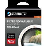 Starblitz Filtro ND Variável 77mm ND2-400 - SFINDV67