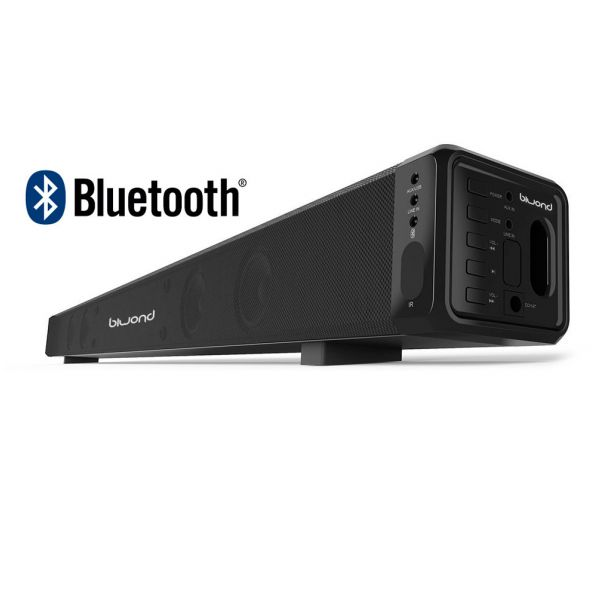 Soundbar Biwond Joybox Bluetooth 28W Black