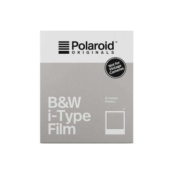 Polaroid Originals Filme Preto e Branco i-Type