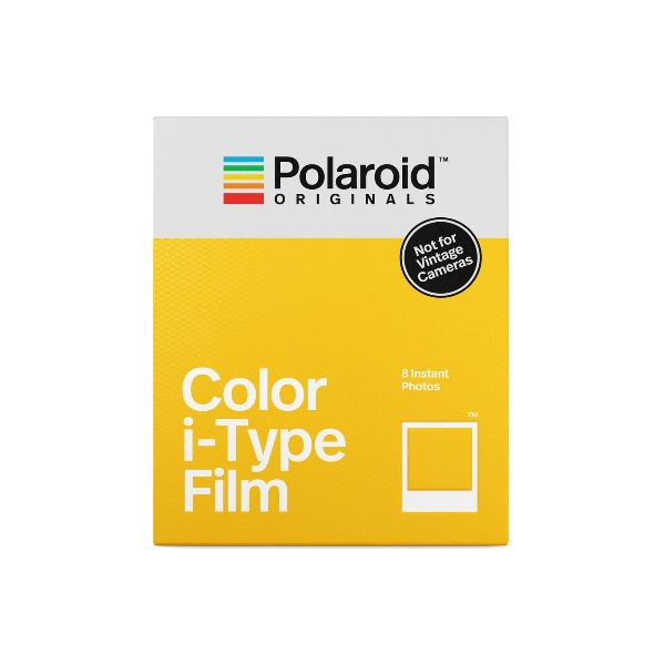 Polaroid Originals Filme Cor i-Type 8un