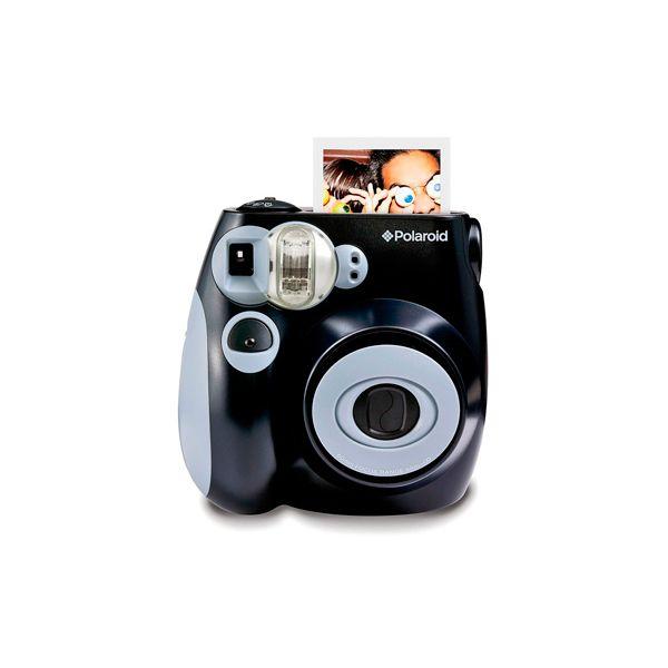 38b660f75dfcf Polaroid Máquina Instantânea PIC300 Black - KuantoKusta