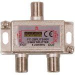 Konig Repartidor 2 Vias 5-2400MHz FC-2SPLT-ST-KN