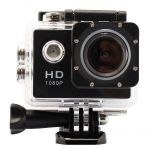 Action Cam Go Pro HD Acessórios 1080p