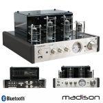 Madison Amplificador a Válvulas 2X50W Vintage Usb/bt - MAD-TA10BT