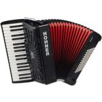 Hohner Bravo III 72 Black New