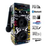 Biwond Joybox Karaoke Bluetooth Band