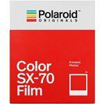 Polaroid Originals SX70 Film Cor (8 Poses)