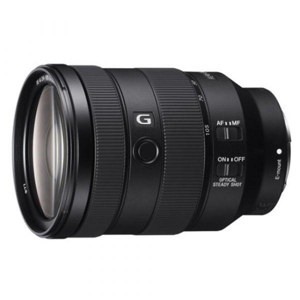 Objetiva Sony 24-105mm SEL f/4 G OSS FE