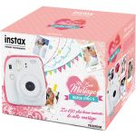 Fujifilm Instax Mini 9 White Kit Casamento