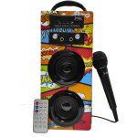 Biwond JoyBox Karaoke Bluetooth Comic