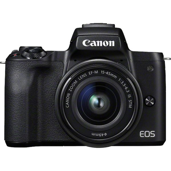 Canon EOS M50 + 15-45mm f/3.5-6.3 IS STM Black