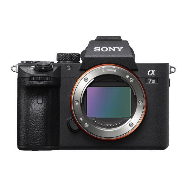 Sony Alpha 7 III Body Black