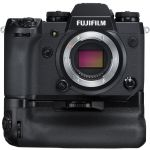 Fujifilm X-H1 Body Black + Grip + Bateria
