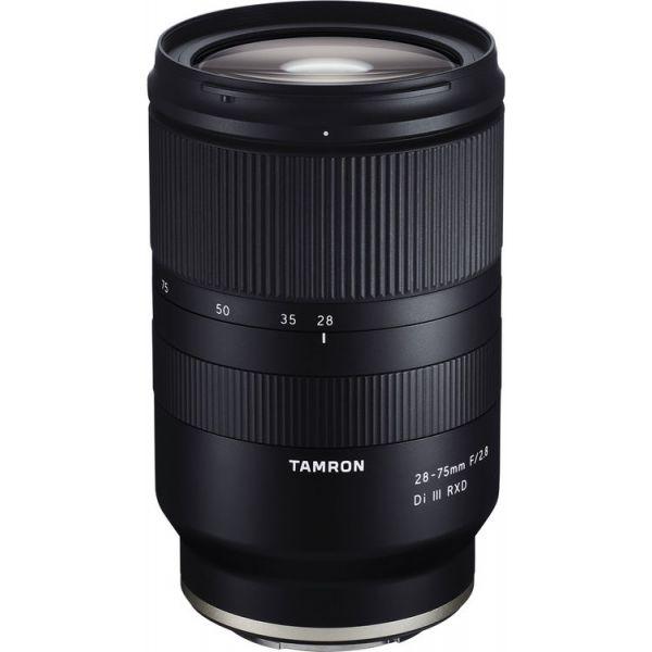 Objetiva Tamron 28-75mm f/2.8 Di III RXD para Sony E/FE