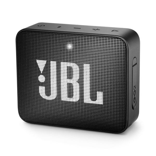 JBL Coluna Go 2 Black