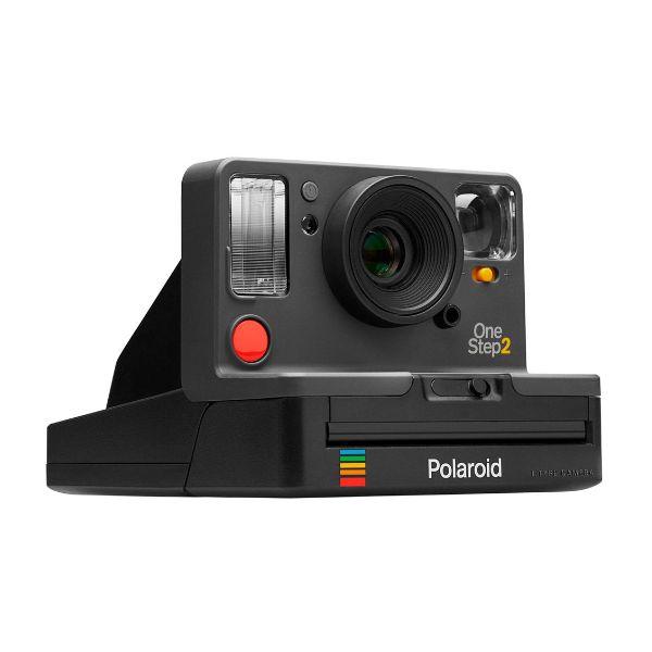 Polaroid OneStep 2 Graphite + Visor