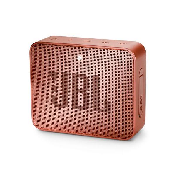 JBL Coluna Go 2 Cinnamon