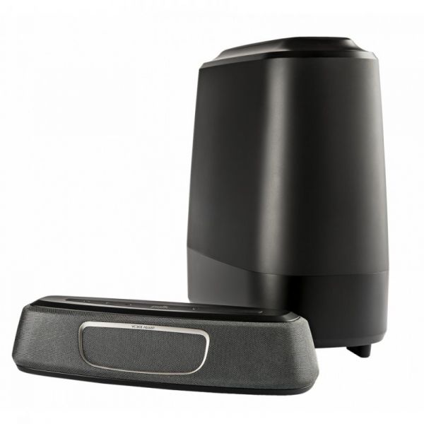 Polk Magnifi Mini + Subwoofer Wireless Black