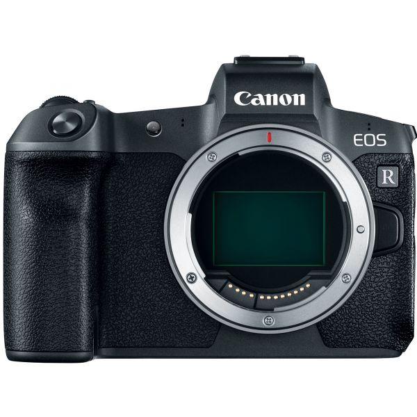 Canon EOS R Body + Anel de Adaptação