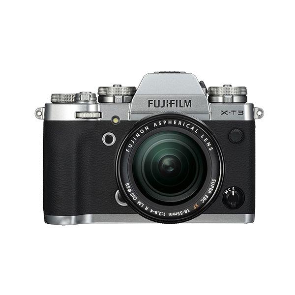 Fujifilm X-T3 Silver + XF 18-55mm f/2.8-4 R LM OIS
