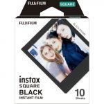 Fuji Carga Instax Square Black Frame 10 Unidades