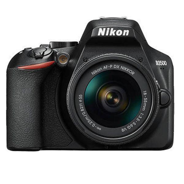 Nikon D3500 + 18-55mm f/3.5-5.6 AF-P DX