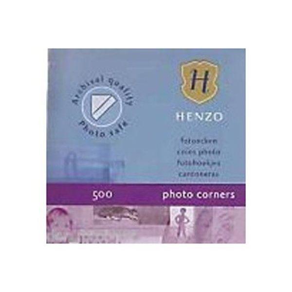 Henzo Photo Corners 500 un. - 18.312.00
