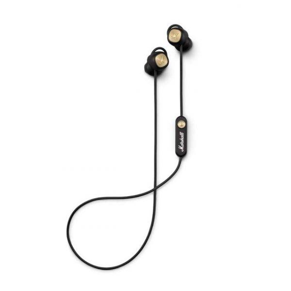 Marshall Auriculares Bluetooth Minor II Black