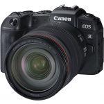 Canon EOS RP + 24-105mm RF IS USM + Anel Adaptador EF-EOS