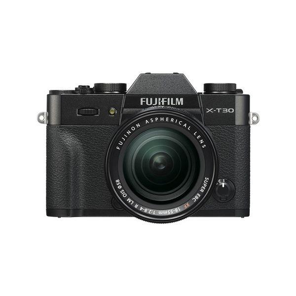 Fujifilm X-T30 Black + XF 18-55mm - 16619920