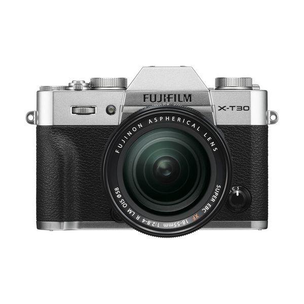 Fujifilm X-T30 Silver + XF 18-55mm - 16619786