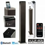 Konig Electronic Coluna Vertical Bluetooth