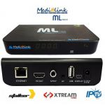 Medialink Receptor IPTV Full HD ML7000 Set Top Box