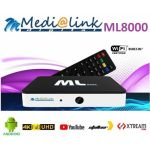Medialink Receptor IPTV UltraHD 4K ML8000 Set Top Box