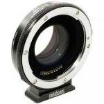 Metabones Canon Speed Booster Ultra 0.71x para Micro Four Thirds Cine SPEF-M43-BT5 Black - CLENMTB00047