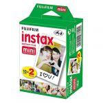 Fujifilm Instax Bipack Mini Film 2x 10 Exposições