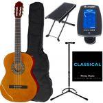 Startone Guitarra Clássica CG851 4/4 Classical Guitar Set